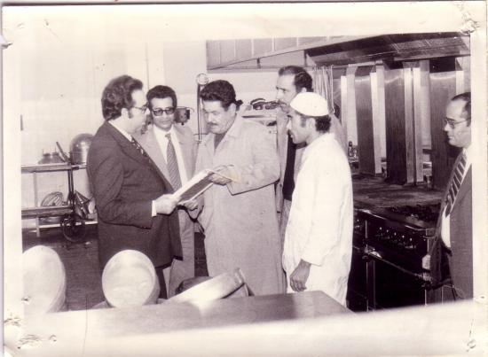 CEM Mehali El-Affroun Visite ministérielle