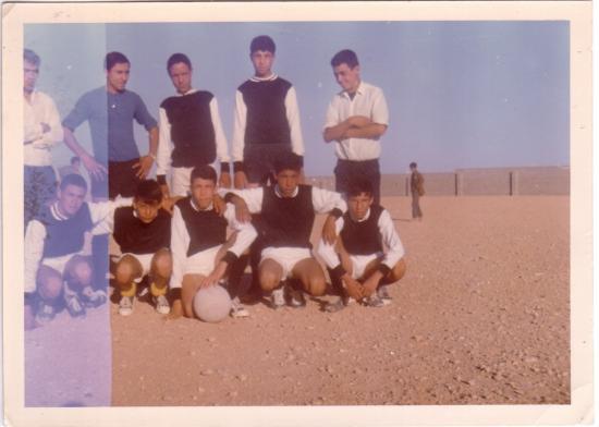 Ouled-Djellal Mustafa, Ali et leurs coéquipiers