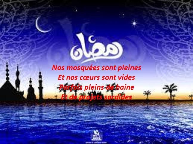 Bienvenue ramadhan