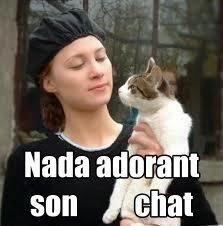 Le chat de nada